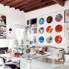 contemporary art for living room home design