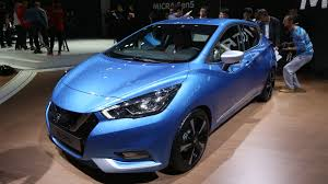 nissan micra rally car 2017 nissan micra debuts with rad style smart tech