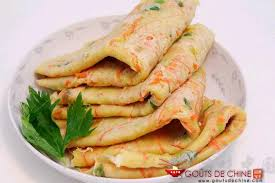 recette cuisine chinoise galette aux carottes et courge recette chinoise