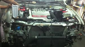 mitsubishi iswara proton perdana vr4 twin turbo youtube