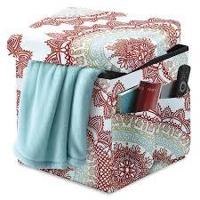 amazon com anthology sit u0026 store folding ottoman bungalow