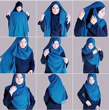 tutorial hijab persegi berkacamata 7 best hijab tutorial images on pinterest square hijab tutorial