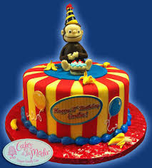 curious george birthday cake curious george birthday cake cakesalamoda flickr