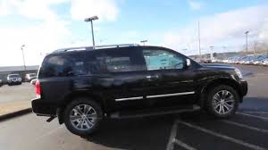 nissan armada for sale in new york 2015 nissan armada sl magnetic black fn604508 kent tacoma