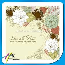 simple greeting card with your own design buy birthday greeting