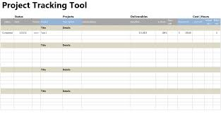 project tracking tool together task tracking template excel task