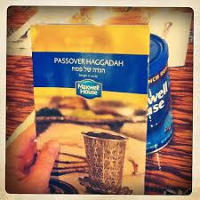 maxwell house hagaddah maxwell house s connection with passover explained