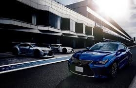 lexus japan lexus launches all new u0027rc f u0027 high performance coupe in japan