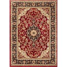 Red Carpet Rug Red Area Rugs Rugs The Home Depot