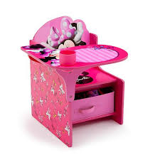 disney chair desk with storage disney minnie mouse chair desk with storage bin brooklyn