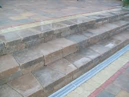 michigan limestone steps pisa block steps natural stone