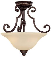 Traditional Lighting Fixtures Capital Lighting 3588cb Barclay Traditional Chesterfield Brown