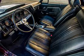 El Camino Interior Parts How One Enthusiast Built A 500 Hp 1970 Chevrolet El Camino Ss
