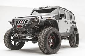 black jeep 2017 grumper fab fours