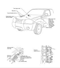 2001 nissan frontier 4x4 crew cab engine got idling cool down