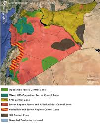 Map Of Syria And Russia What Is After Russia U0027s Military Withdrawal From Syria Al