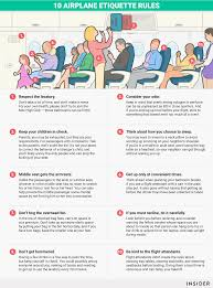 10 Must Carry On Essentials by 10 Airplane Etiquette Everyone Should Follow Etiquette