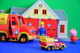 fireman sam episode venus remote control car peppa pig gift