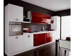 Idee Deco Cuisine Moderne by Cuisine Sur Mesure Pas Cher On Decoration D Interieur Moderne