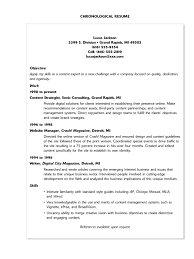 exles of chronological resumes resume inside sales sle account manager exles engineer