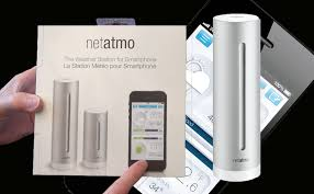 the best home weather station netatmo unboxing and setup youtube