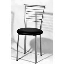 chaise de cuisine chaise de cuisine en métal molly