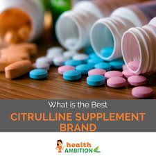 which brand is the best what is the best citrulline supplement brand in 2017