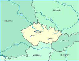 map of germany showing rivers map of the republic republic map showing cities