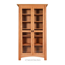 Bookshelves Cherry by Cherry Moon Bookcase Vermont Woods Studios