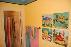 Painting Ideas For Bathroom Colors Decorating Kids Bathroom Colors For Happiness Bath Activity U2013 Fun
