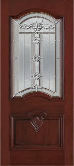 Exterior Door With Window Brosco Exterior Doors