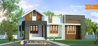 kerala home design 2 bedroom kerala home design 828 sq ft 2 bedroom low cost plan pcgamersblog com