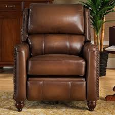 Amax Leather Furniture High Quality Top Grain Leather At Amax Dartmouth Top Grain Leather Power Recliner U0026 Reviews Wayfair