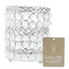 Crystal Candle Sconces Glass Or Crystal Candle Holders Candles Decoration