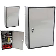 wall mounted tool cabinet lockable metal garage shed storage cabinet wall unit tool paint