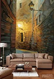 Wallpaper For Bedroom Walls Best 25 Wall Murals Ideas On Pinterest Wall Murals For Bedrooms