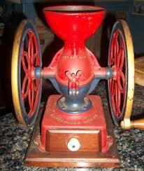 Enterprise Coffee Grinder Antique Cast Iron Enterprise 1873 Coffee Grinder Frist Mill
