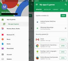 how to update android how to update chrome ghacks tech news