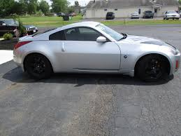 nissan coupe 350z 2003 nissan 350z performance 2d