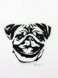 graffiti the pug by raveo trip u0026 sleep hostels group
