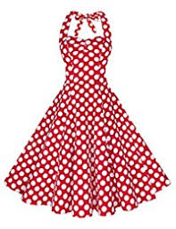 amazon com polka dot dresses clothing clothing shoes u0026 jewelry