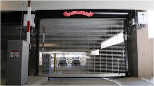 Security Overhead Door Security Grille Model 676 Overhead Door Company Of