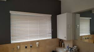 blinds for bathrooms dark venetian blinds tlc blinds cape town