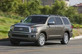 toyota sequoia seating capacity 2016 toyota sequoia sr5 ffv suv review ratings edmunds