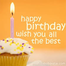 Happy Birthday Wish You All The Best In Mobavatar Congratulation Happy Birthday Wish You All The Best