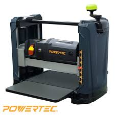 powertec pl1251 12 1 2 inch planer 15 amp