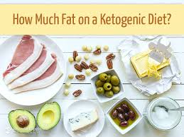 How Much Fat On A Ketogenic Diet The Ketodiet Blog
