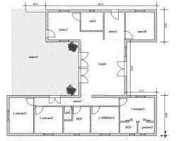 plan maison etage 4 chambres 1 bureau plan de maison tage 4 chambres pavillon de type de m habitables