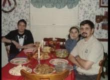 awkward family the thanksgiving dinner letter seat of shame