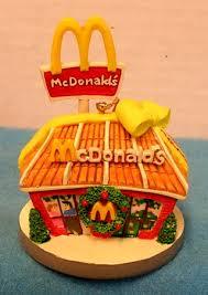free l121 1996 mcdonalds ornament 1969 restaurant